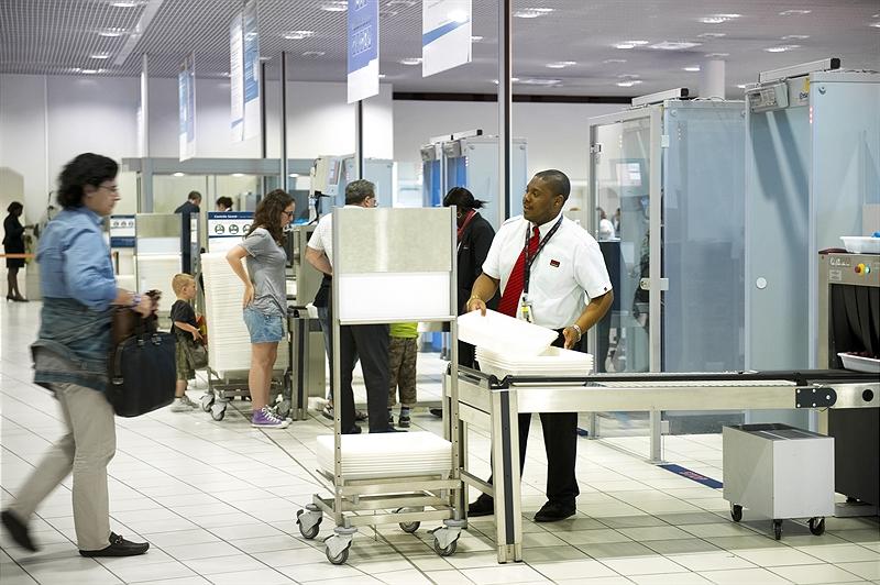 Rotterdam airport vacatures beveiliging