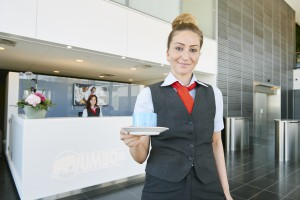 Welkom! - Rederij Jumbo heeft hospitality hoog in het vaandel staan.
