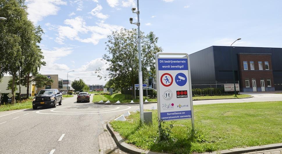 Securitas - Rietdijk in Giessen