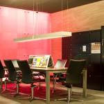 Zintuiglijke beleving in Symphony Offices