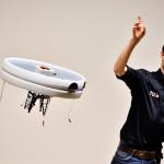 Drones inzetten als vliegende brandblussers