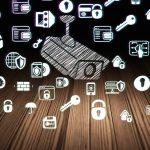 Beveiliging camera's en digitale middelen kwetsbaar