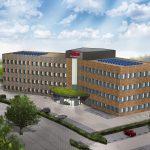 Nieuw hoofdkantoor Securitas in Breukelen