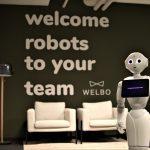 Securitas heet sociale robot Pepper een warm Welkom!